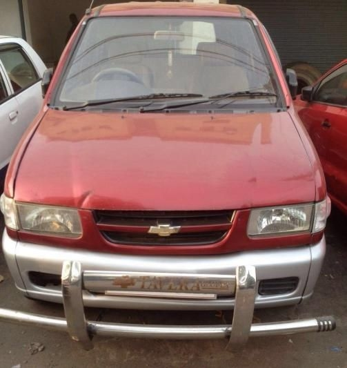 Chevrolet Tavera Car For Sale In Lucknow Id 1415357294 Droom