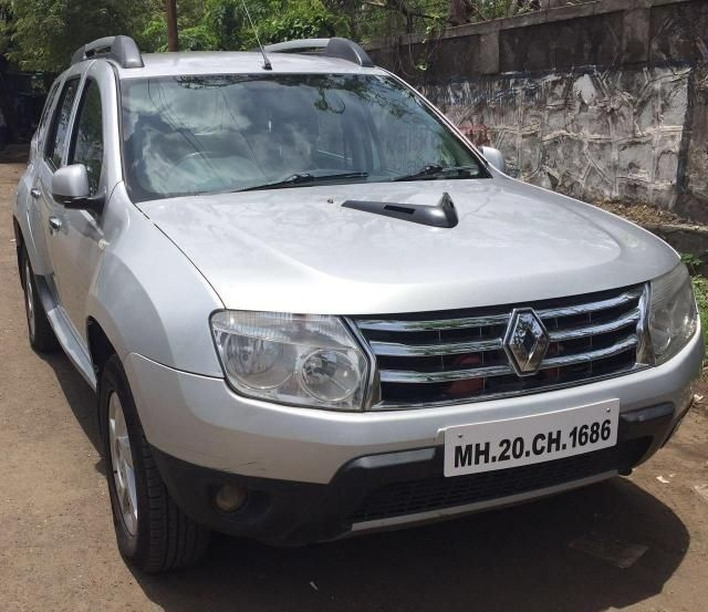 Renault Duster RxL 2012