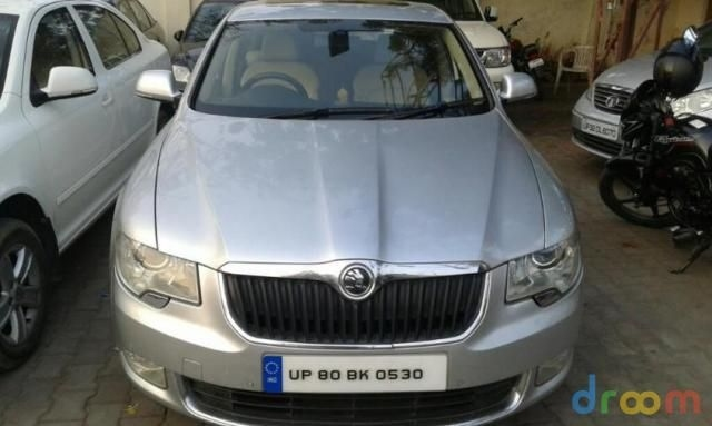 Skoda Superb 1.8 TFSIAT 2009