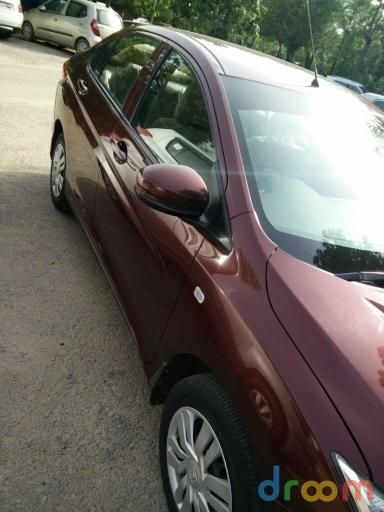 Honda City 1.5 S MT 2014