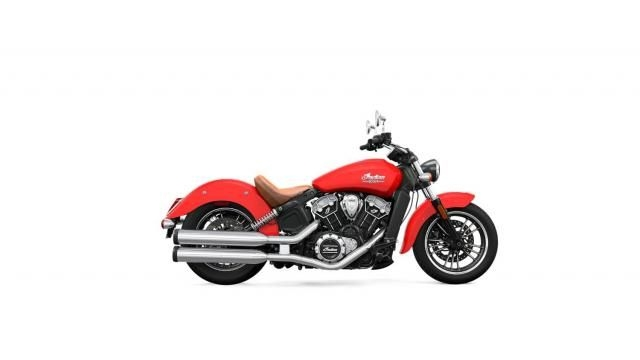 Indian Scout 1130cc 2017