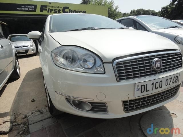 Fiat Linea EMOTION T JET 2013