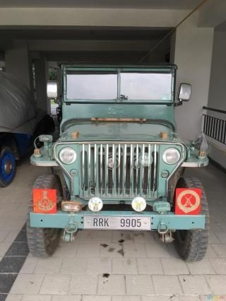 Willys Motor Willys M38 1951