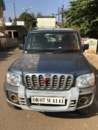 Mahindra Scorpio 2.6 TURBO 7 STR 2006