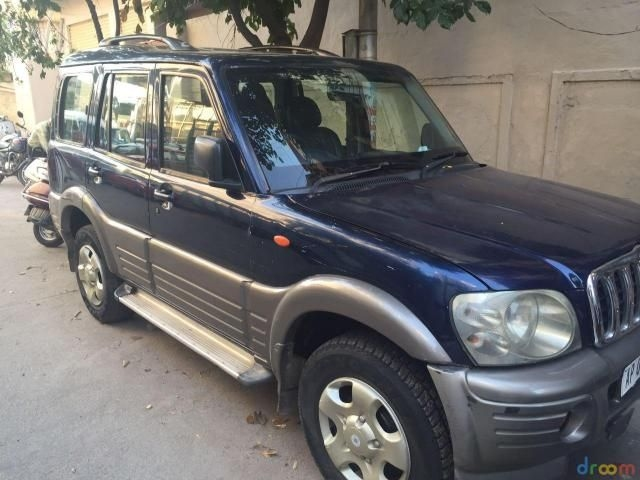 Mahindra Scorpio Turbo 2.6 dx 2005