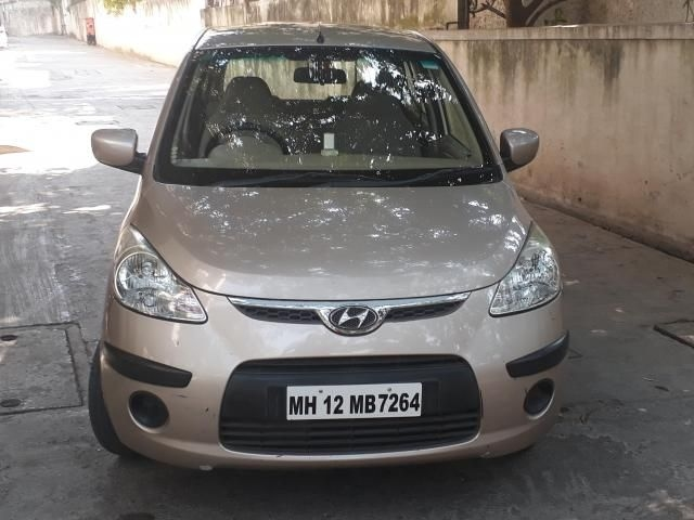 Hyundai i10 Asta 1.2 AT Kappa2 2009