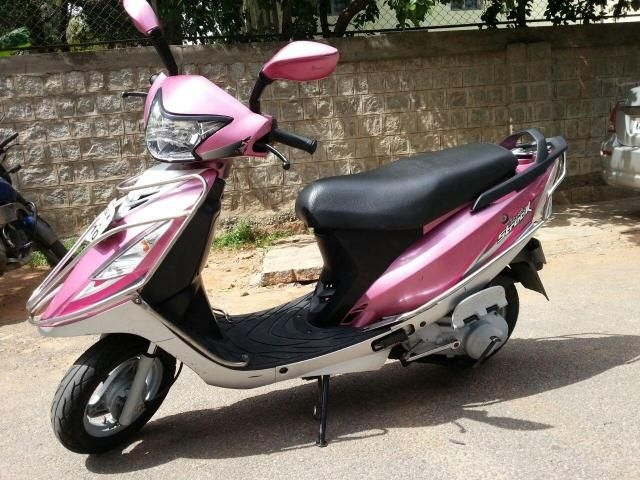 TVS ScootyStreak 100 cc 2011