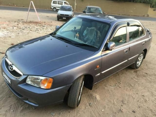 65 Used Grey Color Hyundai Accent Car For Sale Droom
