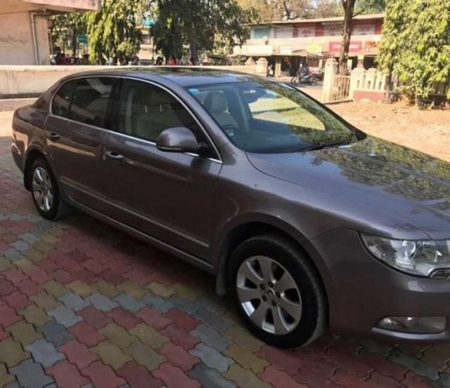 Skoda Superb 1.8 TSI AT 2011