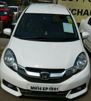 12 Used Honda Mobilio In Pune Second Hand Mobilio Cars For Sale Droom