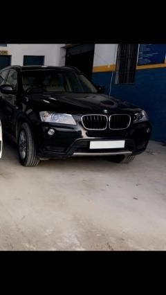 BMW X3 xDrive 20d Expedition 2013