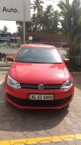 Volkswagen Cross Polo 1.5 TDI 2013
