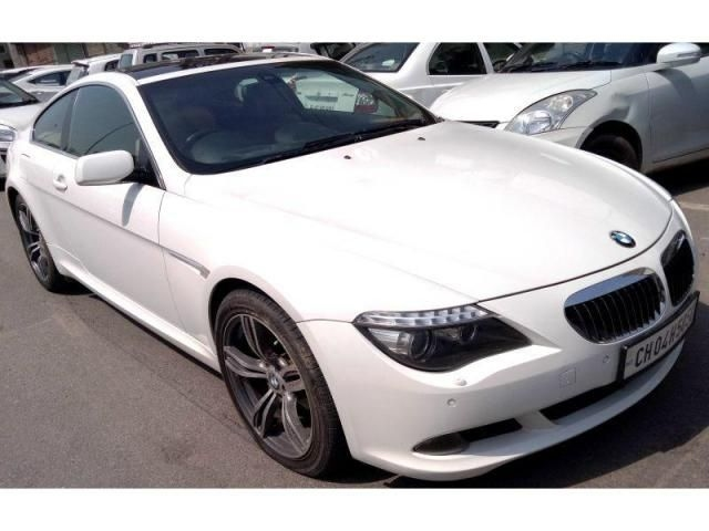 BMW 6 Series 650i Coupe 2009