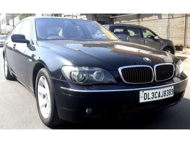 BMW 7 Series 730Ld 2006