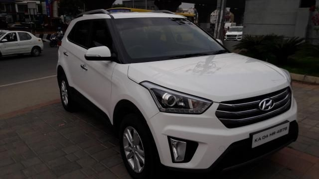 Hyundai Creta 1.6 SX Plus AT 2017