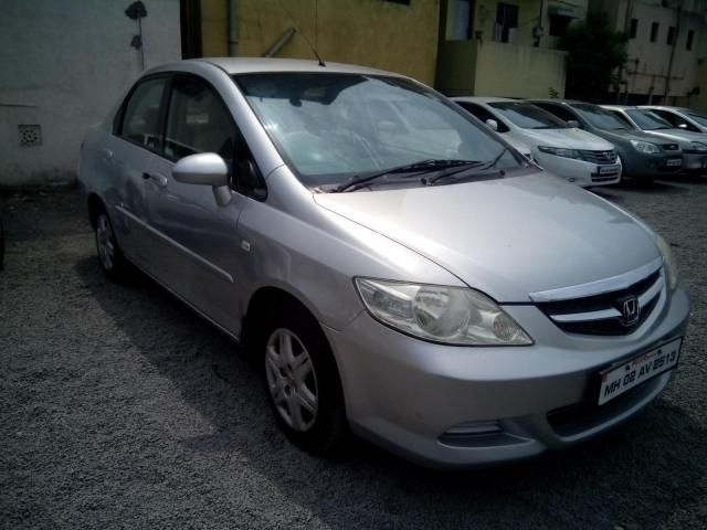 Honda City 1.5 E MT 2007