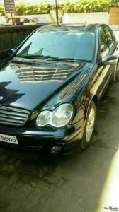 Mercedes-Benz C-Class 200 K AT 2005