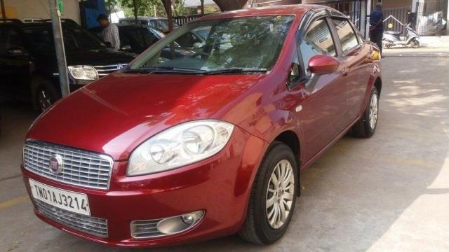Fiat Linea EMOTION 1.4 2009