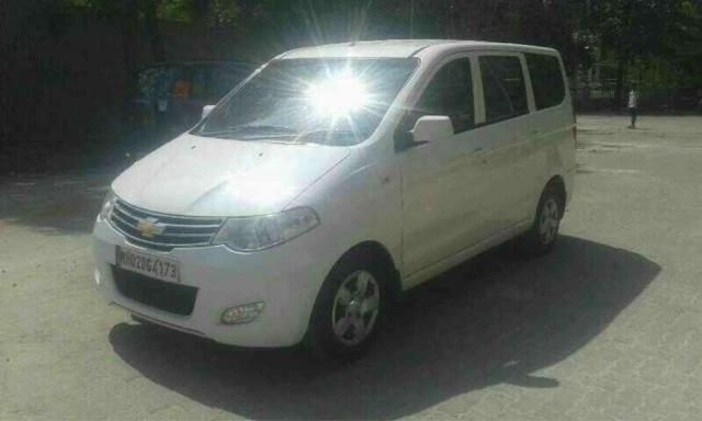 Chevrolet Enjoy 1.4 LT 7 STR 2013