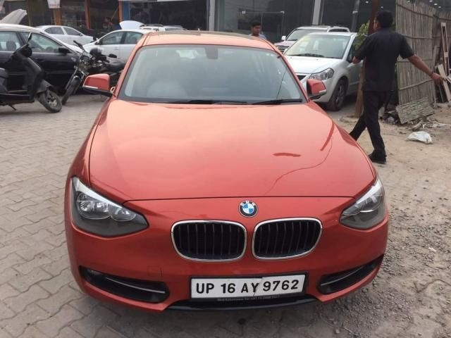 BMW 1 Series 118d Sport plus 2015