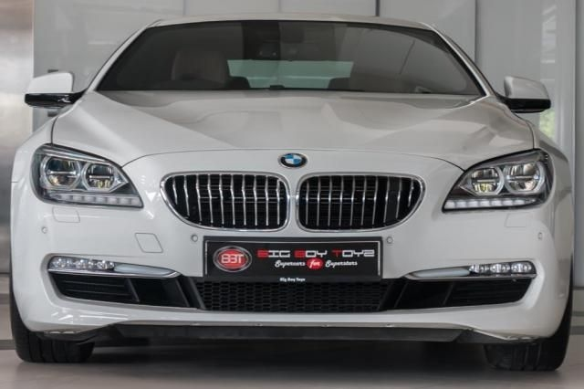 BMW 6 Series 650i Coupe 2013