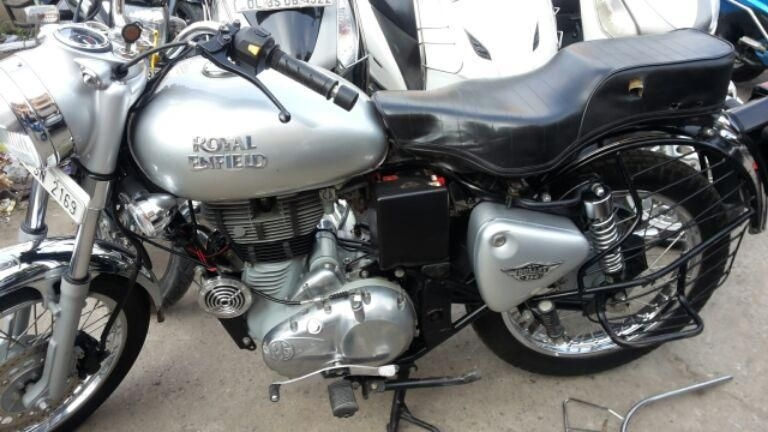 Royal Enfield Bullet Electra Bike for Sale in Delhi- (Id: 1415705208) -  Droom