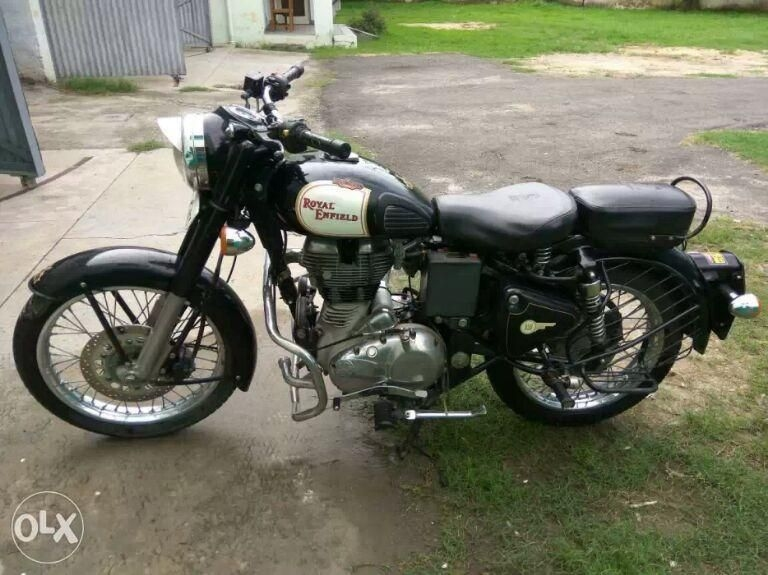Royal Enfield Classic Bike for Sale in Jalandhar- (Id: 1415713022) - Droom