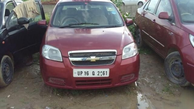 Chevrolet Aveo LS 1.4 Ltd 2007