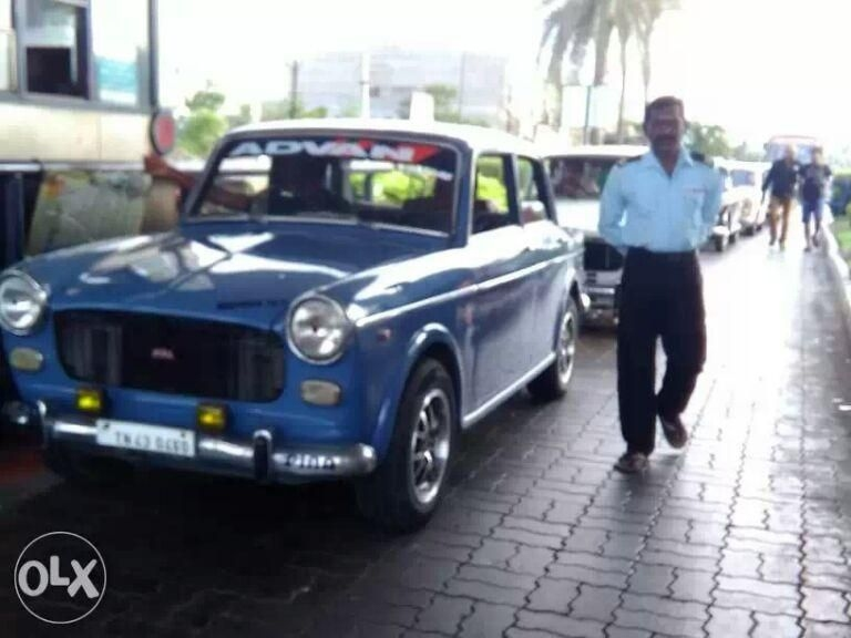 All Cars For Sale In Hyderabad Olx: Fiat Premier Padmini Vintage Car For Sale In Chennai- (Id