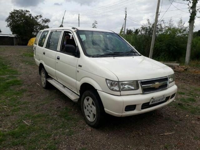 11 Used Chevrolet Tavera In Pune Second Hand Tavera Cars For Sale