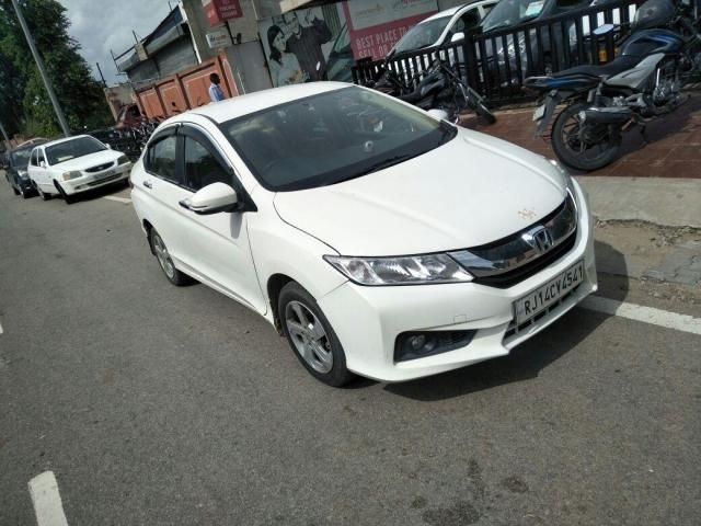 Marvelous Honda City 1.5 V MT 2014