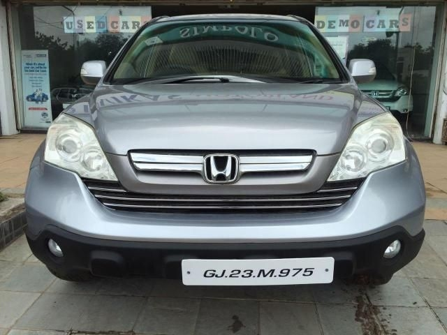 Honda CR-V 2.0L 2WD MT 2008