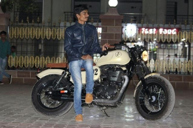 Royal Enfield Thunderbird 500cc 2013