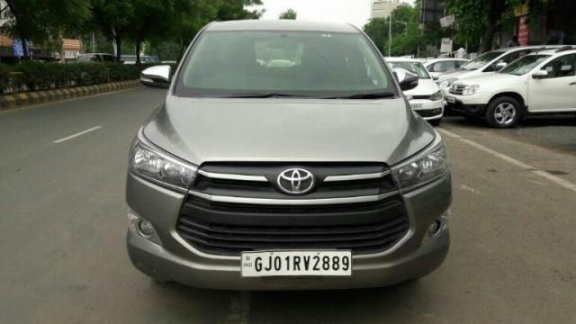 Toyota Innova Crysta 2.8 GX AT 7 STR 2016