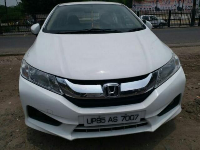 Honda City 1.5 S MT 2015