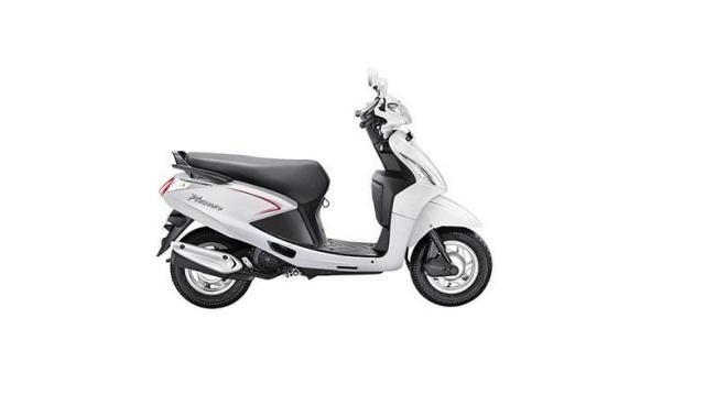 Hero Pleasure Alloy 100cc 2017