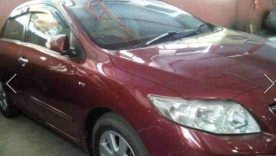Toyota Corolla Altis 1.8 G AT 2008