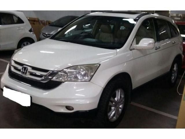 Honda CR-V 2.4L 4WD MT 2010
