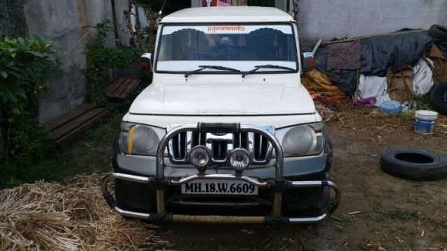 Mahindra Bolero 2 WD AT 2011