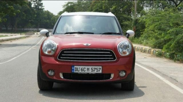 Mini Cooper Countryman D High 2013