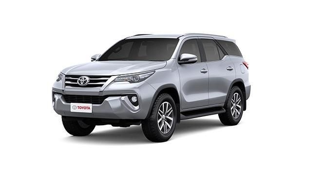 Toyota Fortuner 2.7 4x2 AT 2019
