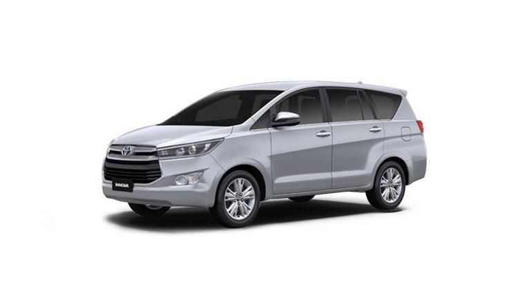 Toyota Innova Crysta 2.7 ZX AT 7 STR 2019