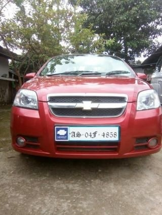Chevrolet Aveo LS 1.4 Ltd 2010