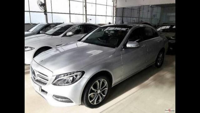 Mercedes-Benz C-Class 220 BlueEfficiency 2015