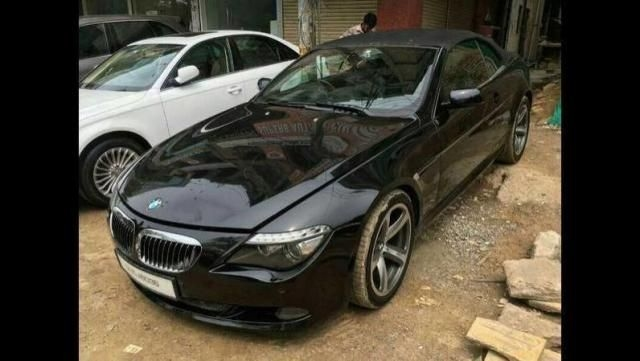 BMW 6 Series 650i Convertible 2008
