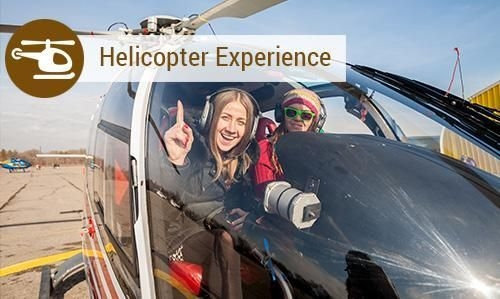 Aerial Rentals - Birthday parties for Adults on a helicopter