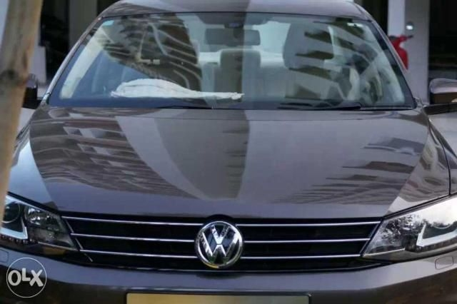 Volkswagen Jetta 2.0 TDI Highline AT 2012