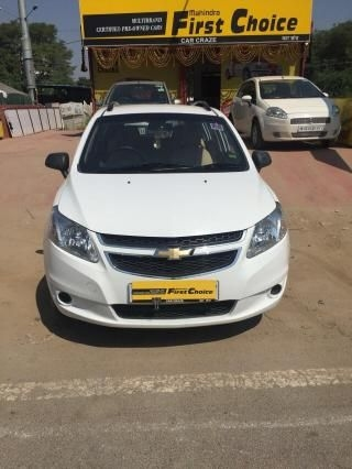 Chevrolet Sail Hatchback Base 1.2 2016