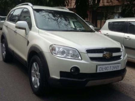 Chevrolet Captiva LTZ AWD AT 2011