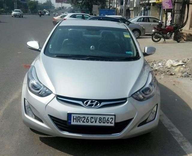 Hyundai Elantra 1.8 SX AT 2016